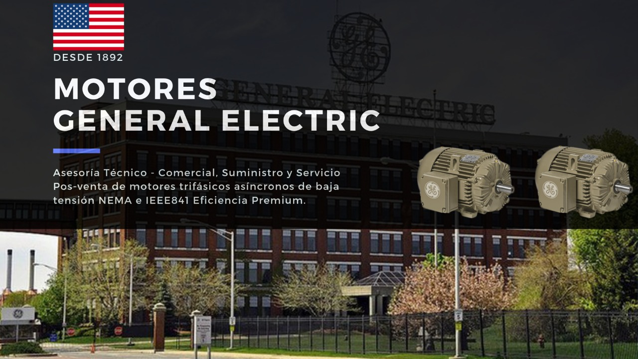 Motores General Electric