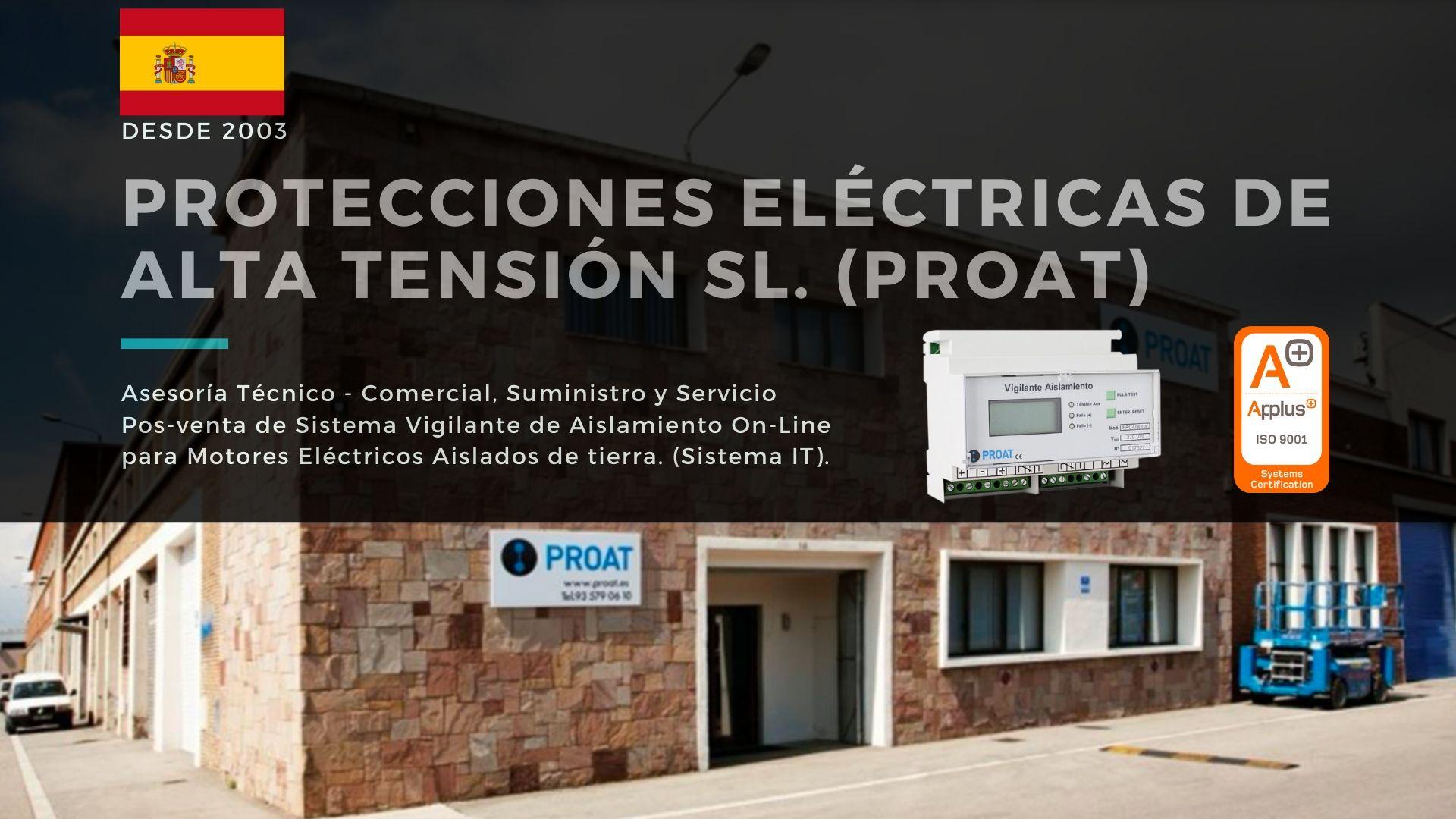 Protecciones eléctricas de alta tensión